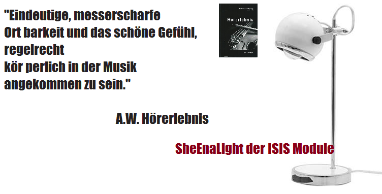 SheEnaLight_ISIS_Module