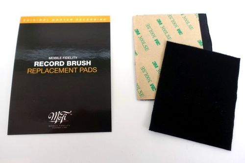 Mobile Fidelity Brush Pads