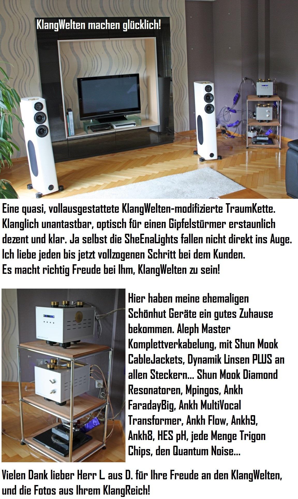 Kunden, Presse & Referenzen - Schallwand audio laboratory
